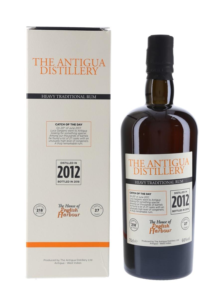 House Of English Harbour 2012 Antigua Rum Bottled 2018 - Luca Gargano 70cl / 66%