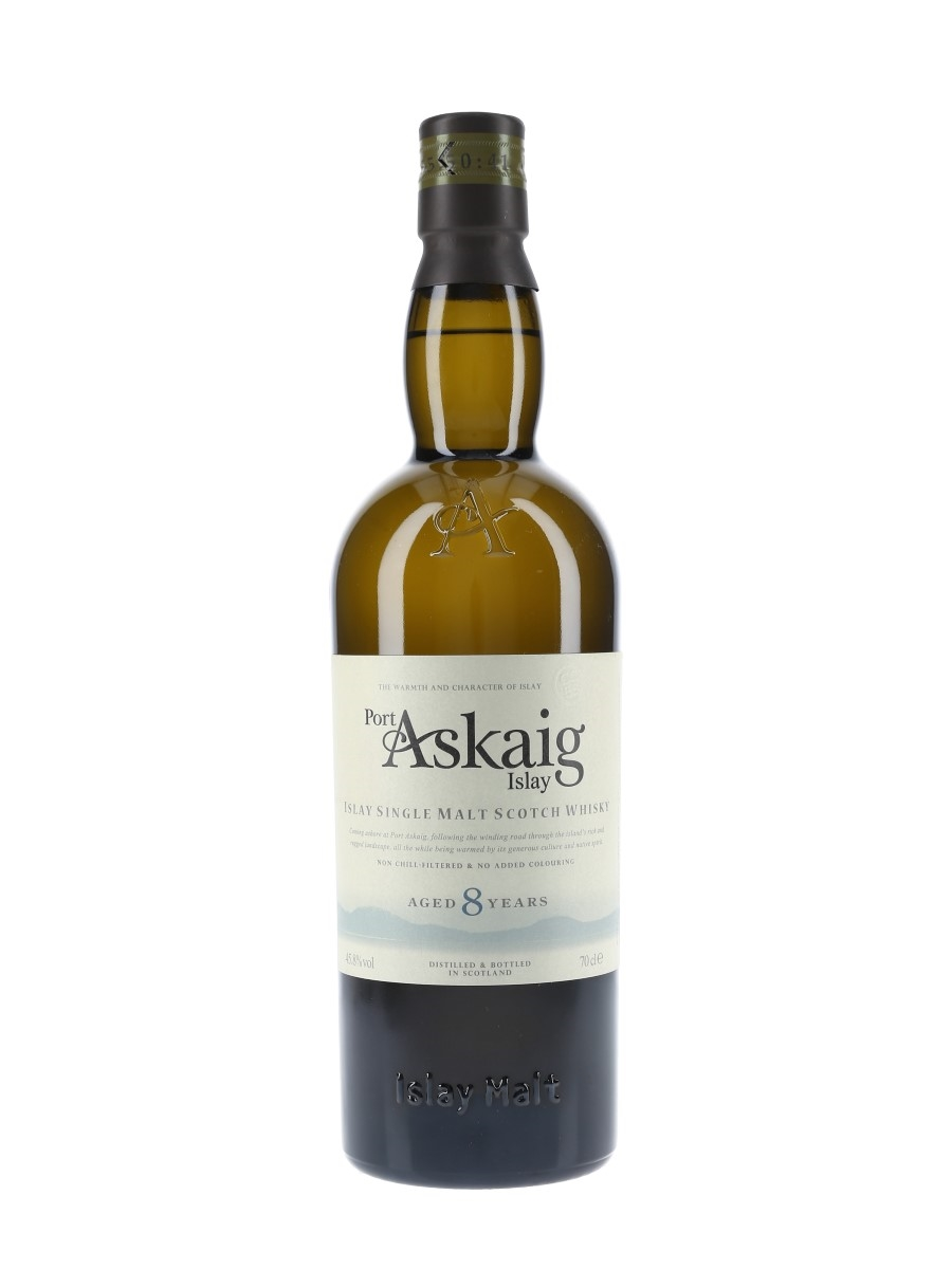 Port Askaig 8 Year Old Speciality Drinks 70cl / 45.8%