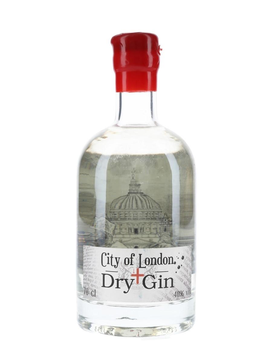 City Of London Dry Gin Batch 1  70cl / 40%
