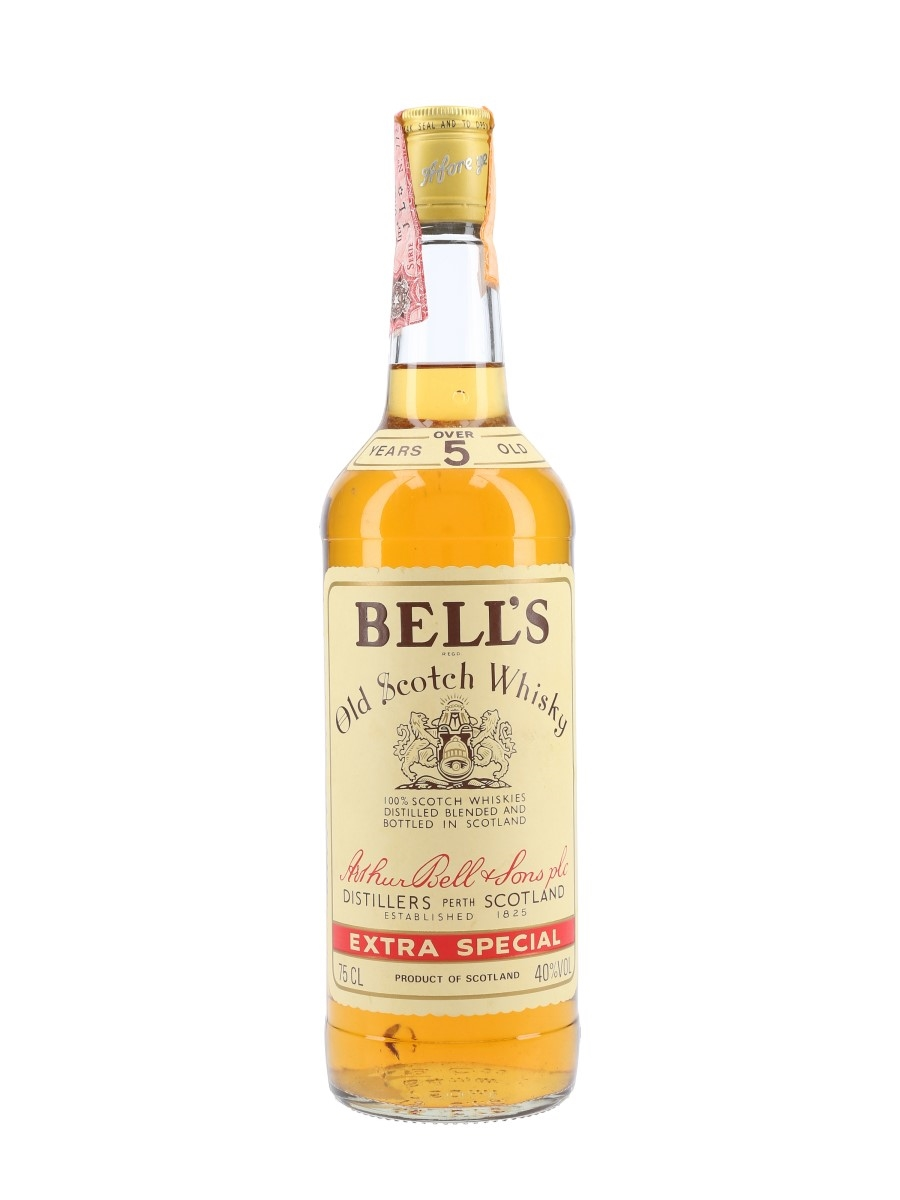 Bell's Extra Special 5 Year Old Bottled 1980s - Italbell 75cl / 40%