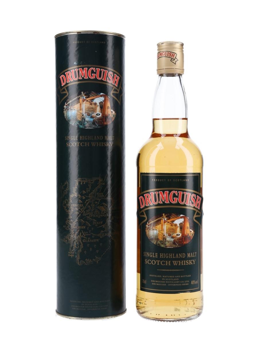 Drumguish Bottled 1990s-2000s - Speyside Distillery 70cl / 40%
