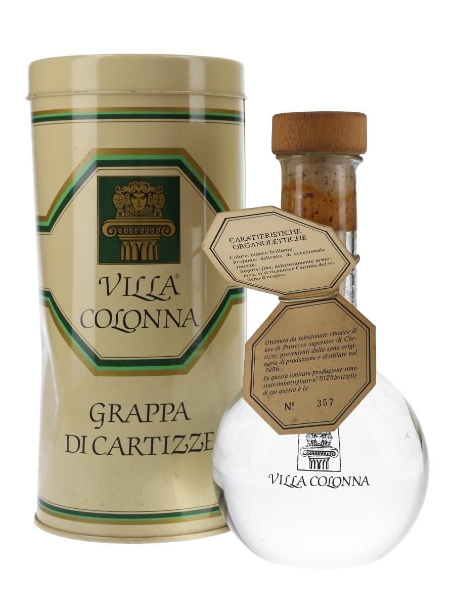Villa Colonna 1986 Grappa Di Cartizze  50cl / 45%