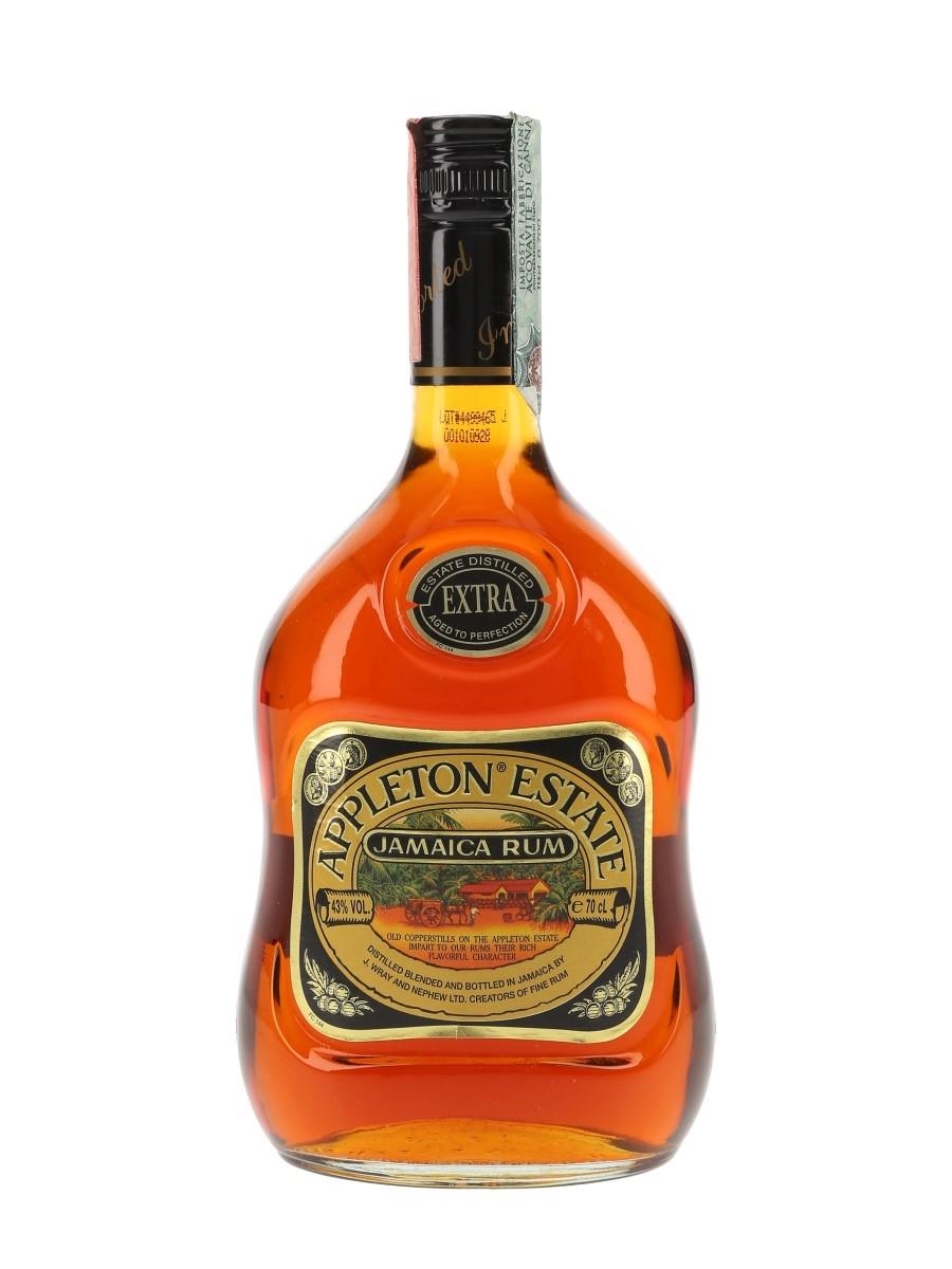 Appleton Estate Extra Jamaica Rum Wray & Nephew 70cl / 43%