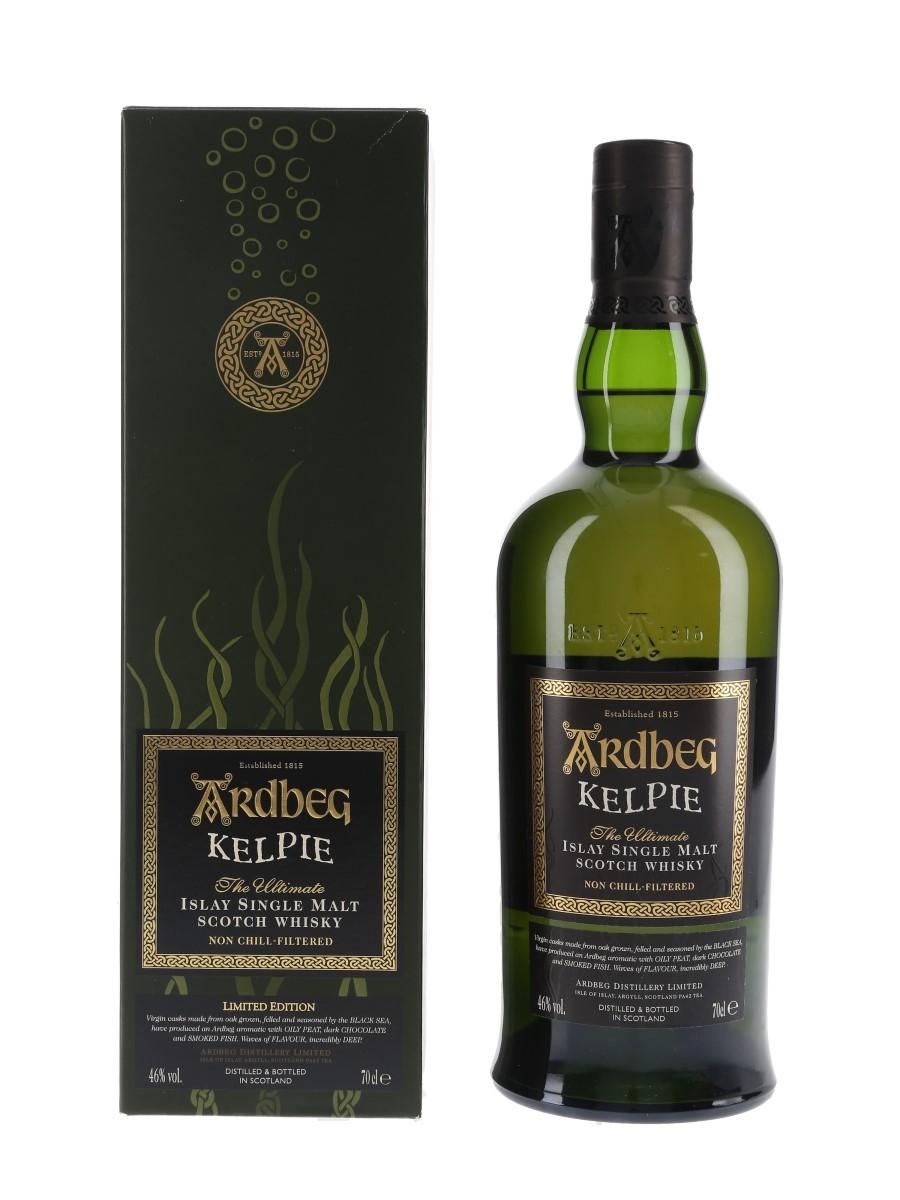 Ardbeg Kelpie Bottled 2017 70cl / 46%