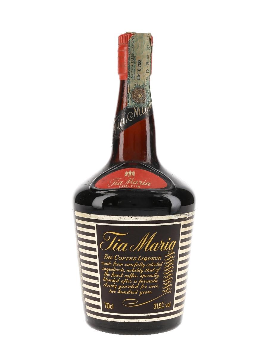 Tia Maria Bottled 1980s-1990s 70cl / 31.5%