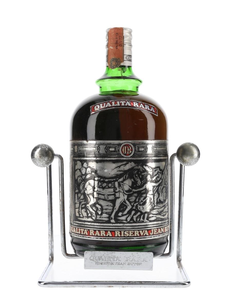 Jean Buton Qualita Rara Brandy Bottled 1970 - Large Format 150cl / 41%