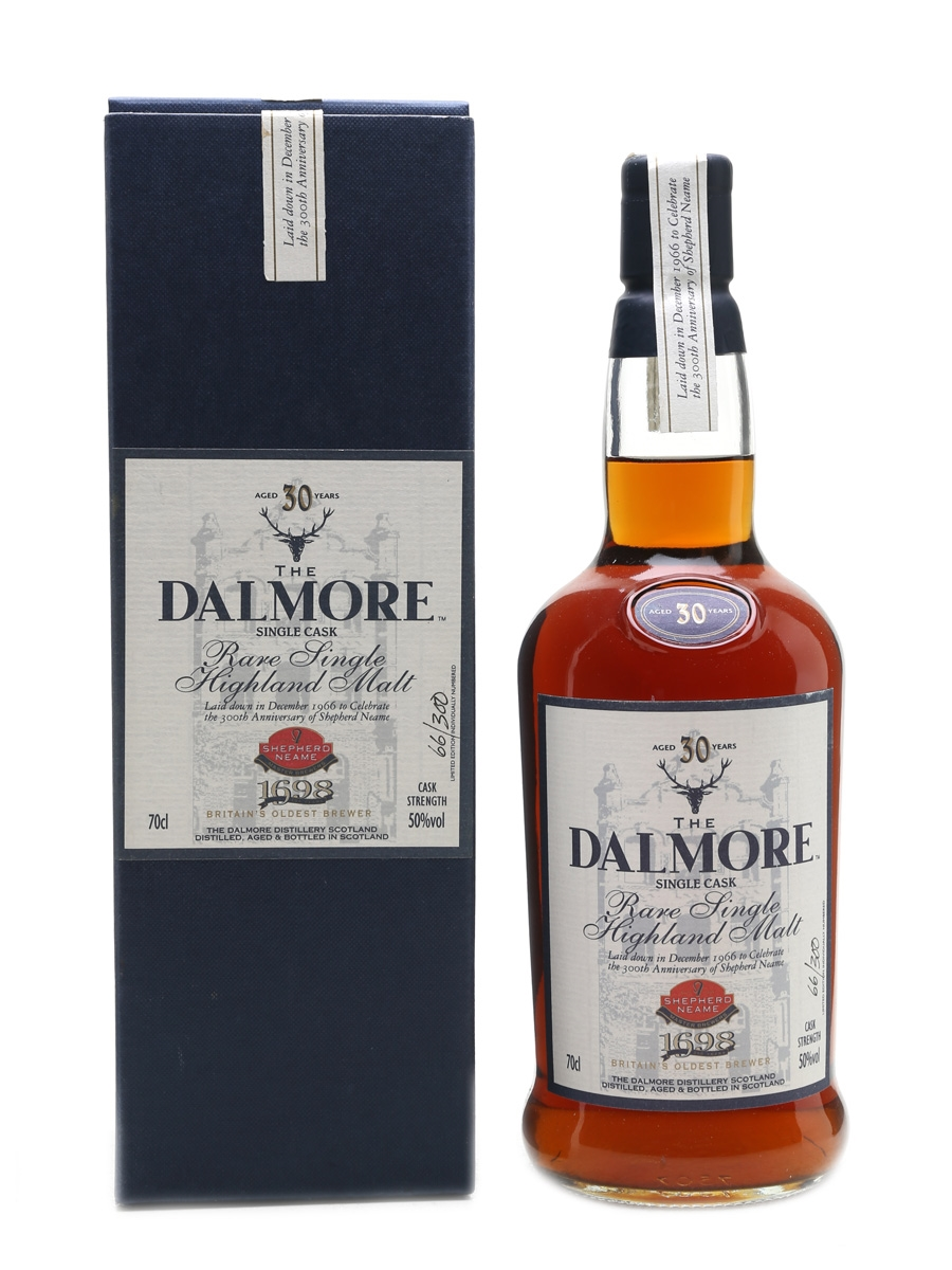 Dalmore 1966 Shepherd Neame 30 Year Old 70cl / 50%