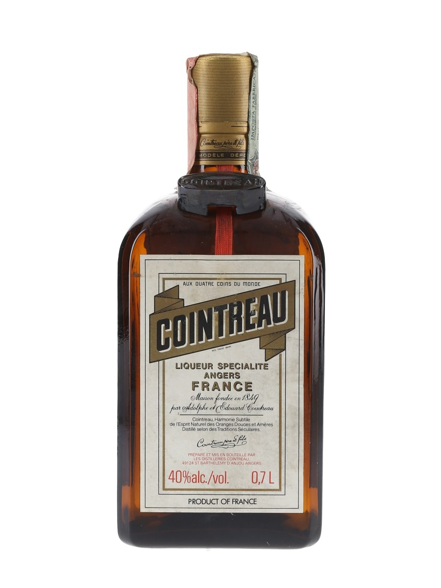 Cointreau Bottled 1990s - Cointreau Italiana 70cl / 40%