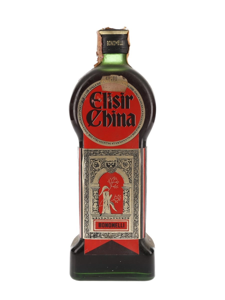 Bonomelli Elisir China Bottled 1970s 75cl / 30%