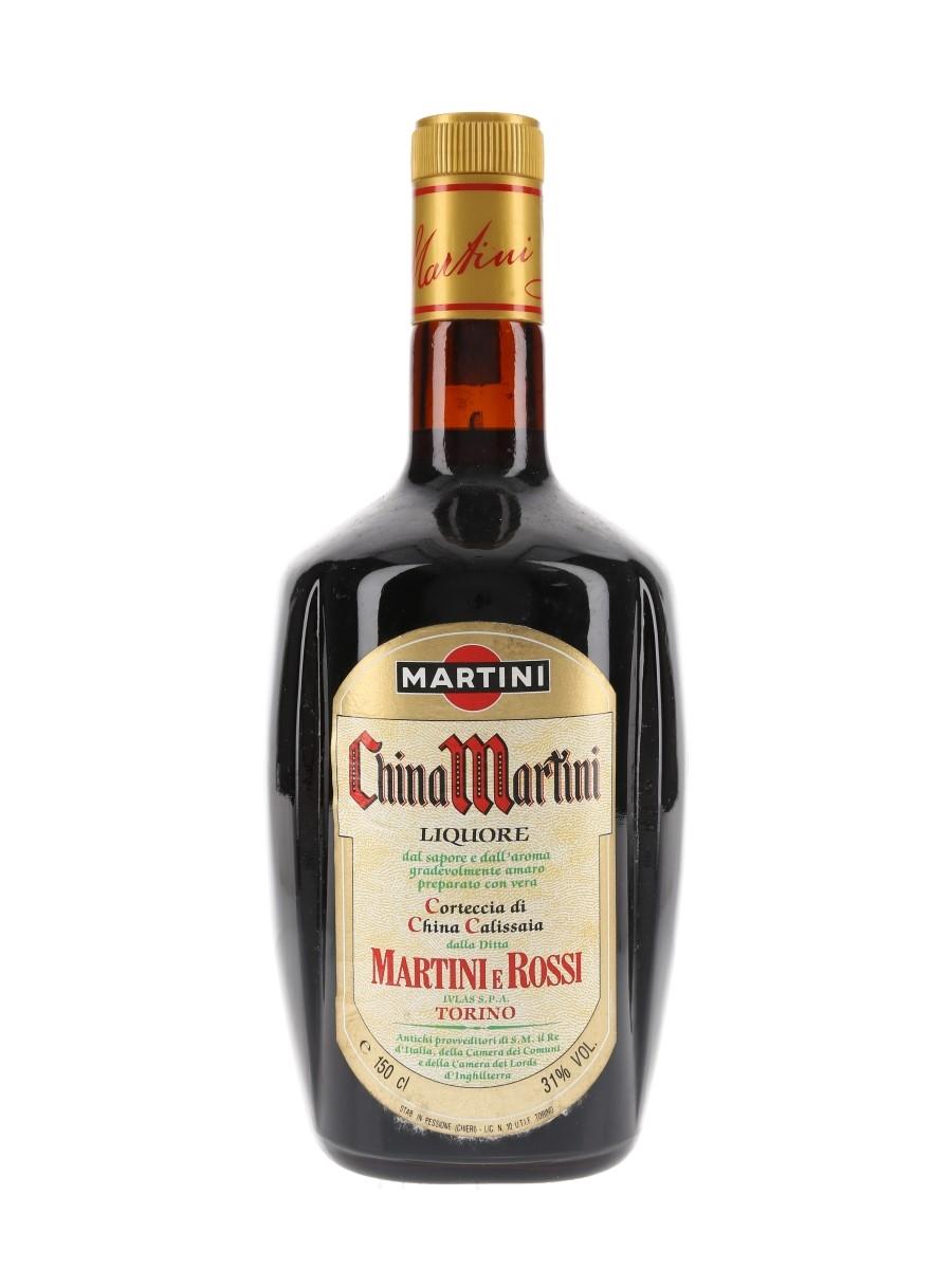 Martini China Martini Bottled 1990s - Large Format 150cl / 31%