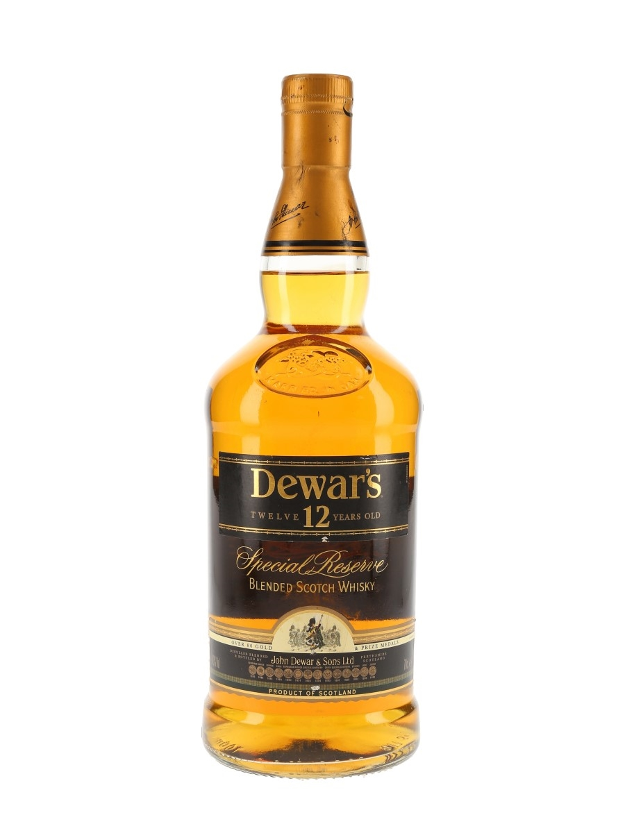 Dewar's 12 Year Old Special Reserve  70cl / 43%