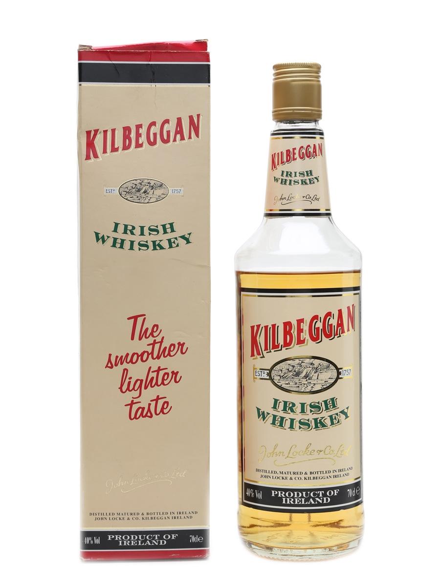 Kilbeggan Irish Whiskey Old Presentation 70cl / 40%