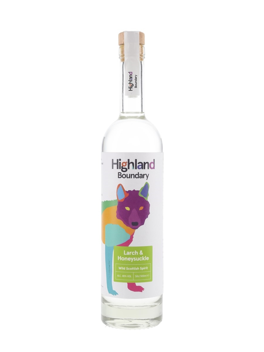 Highland Boundary Larch & Honeysuckle  50cl / 40%