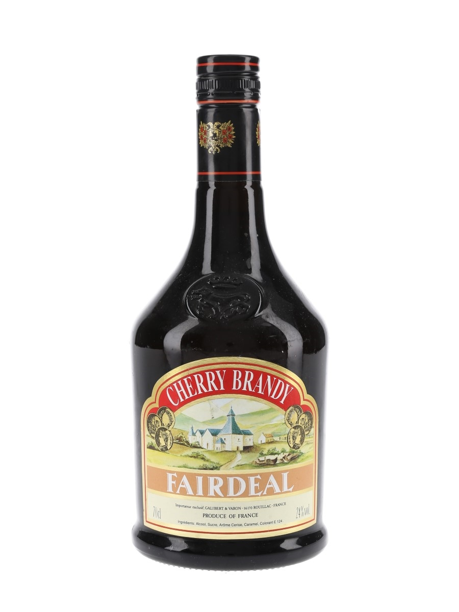 Fairdeal Cherry Brandy  70cl / 24%