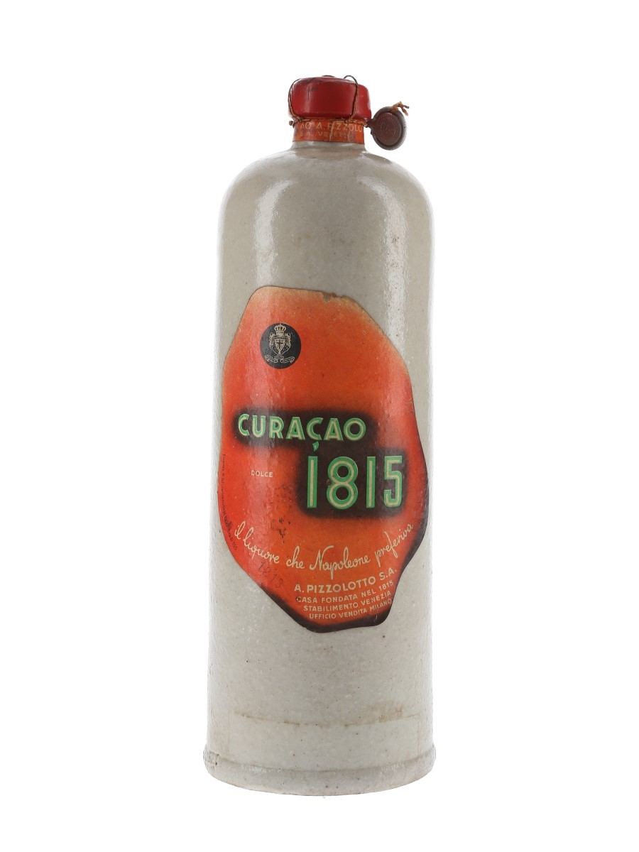 Pizzolotto Curacao Bottled 1944-1947 100cl / 35.5%