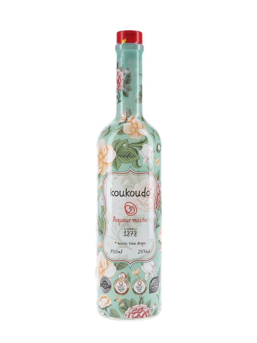 Koukoudo Mastic Liqueur  70cl / 25%