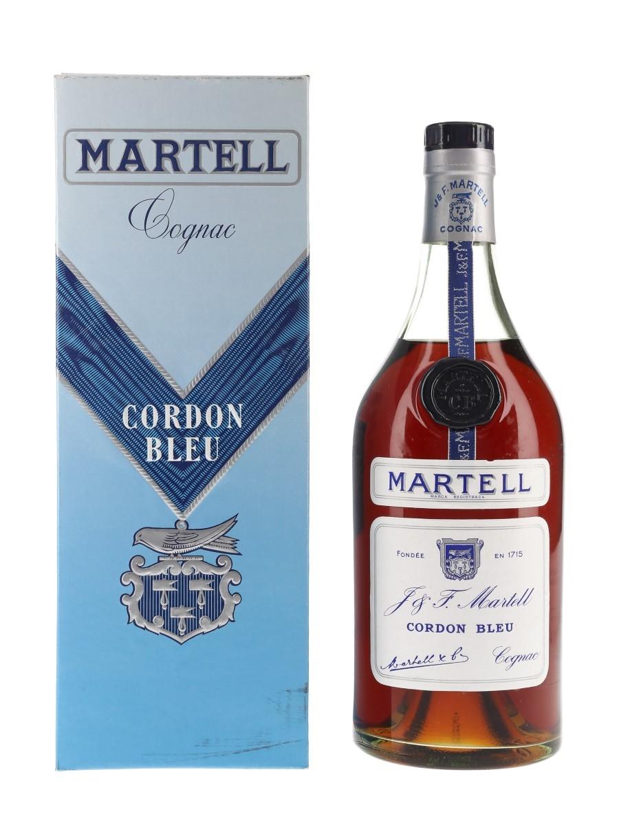 Martell Cordon Bleu Bottled 1960s 70cl