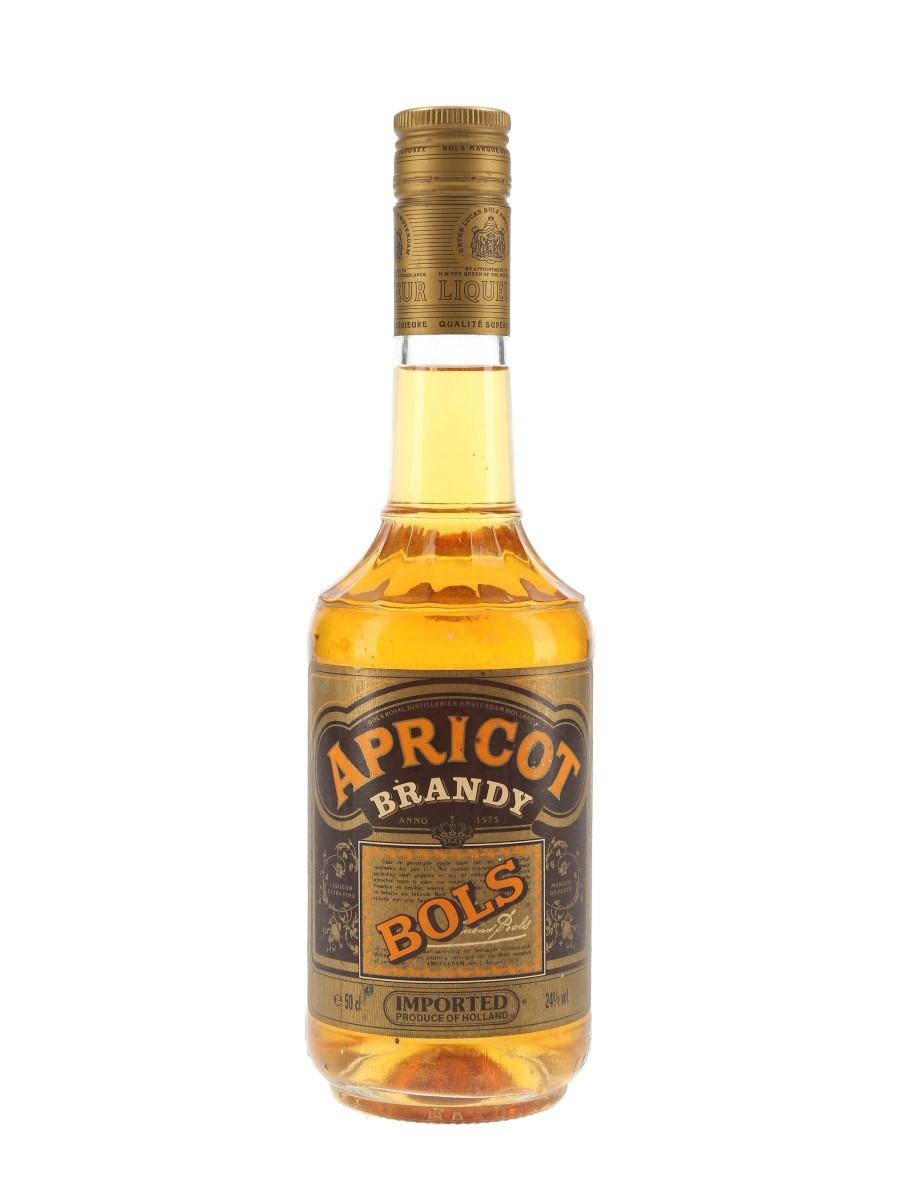 Bols Apricot Brandy Bottled 1980s 50cl / 24%