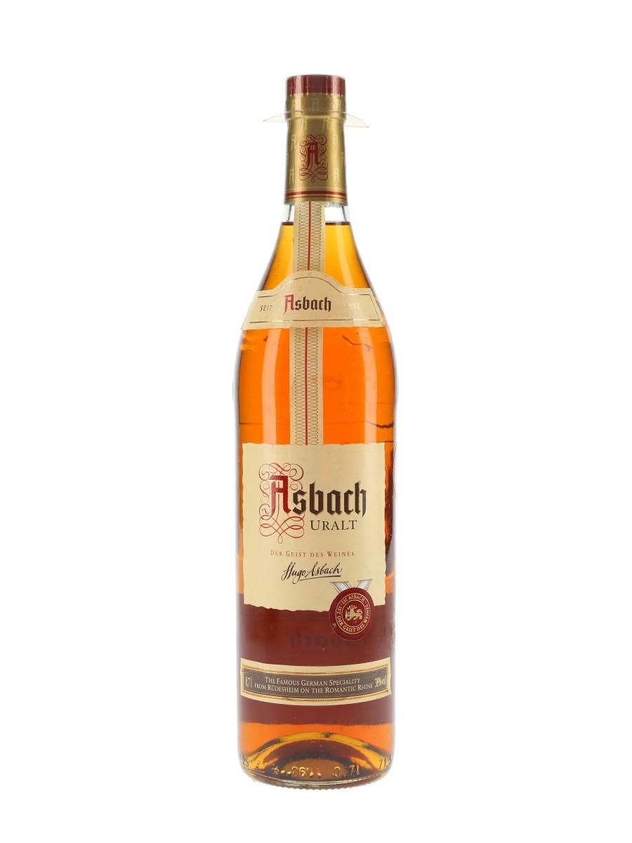 Asbach Uralt Brandy  70cl / 38%