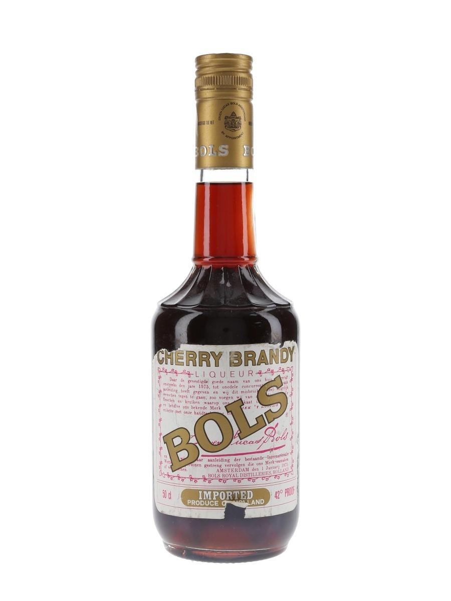 Bols Cherry Brandy Bottled 1970s 50cl / 24%