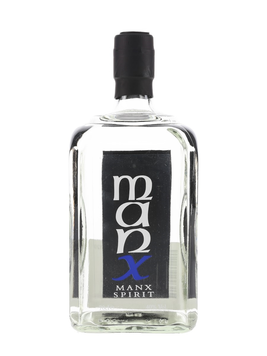 Manx Spirit Kella Distillers - Isle Of Man 70cl / 40%