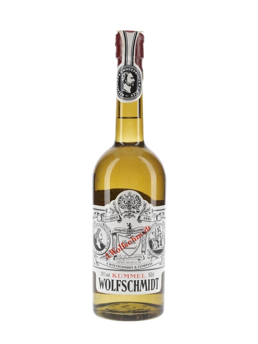 Wolfschmidt Kummel  50cl / 39%
