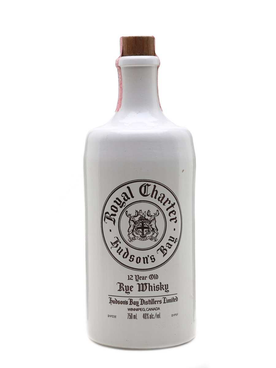Hudson's Bay Royal Charter 12 Year Old - Lot 10909 - Whisky Auction