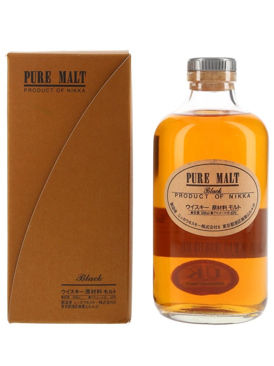 Nikka Pure Malt Black  50cl / 43%