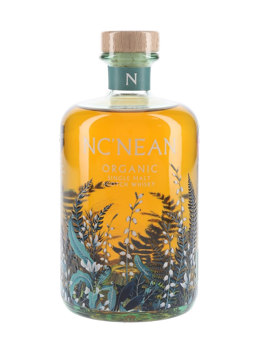 Nc'Nean Organic Single Malt Batch 4 70cl / 46%