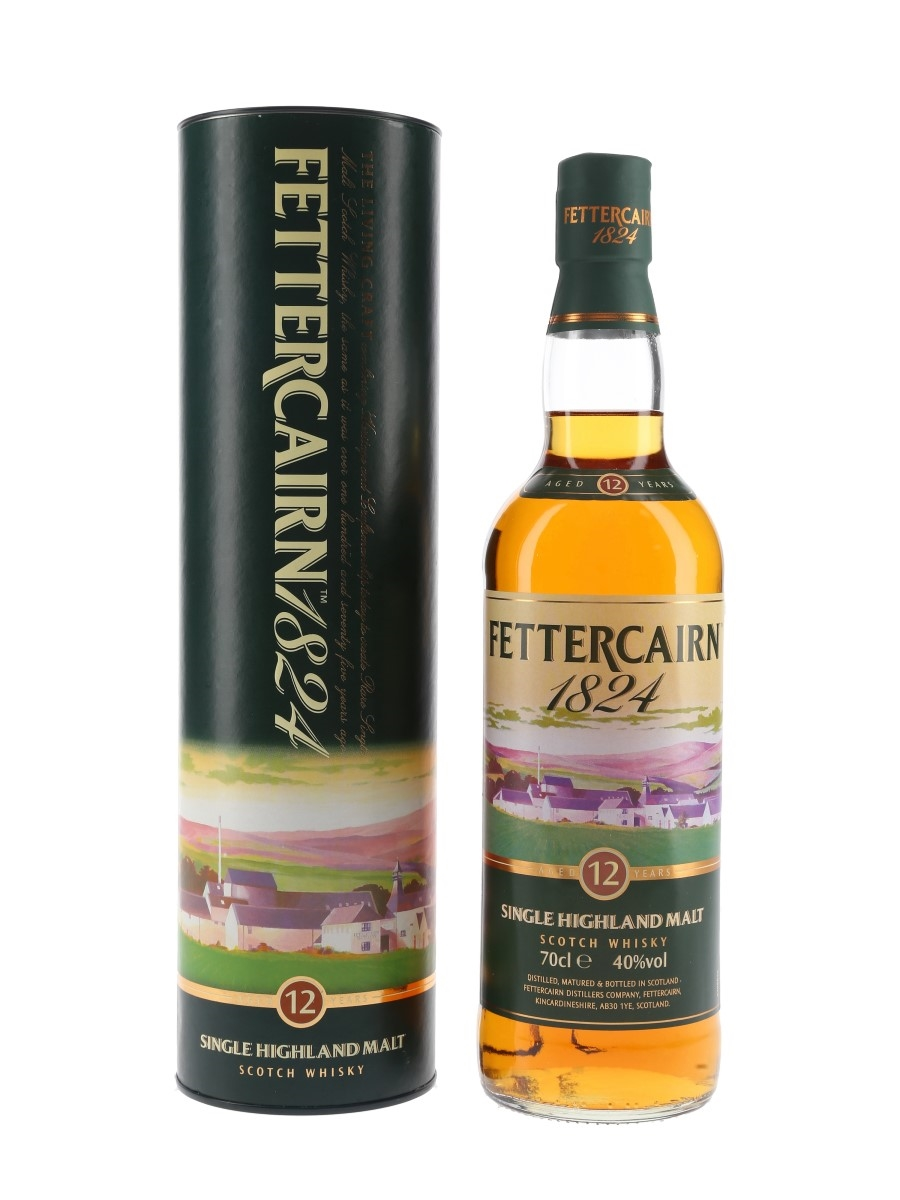 Fettercairn 12 Year Old  70cl / 40%