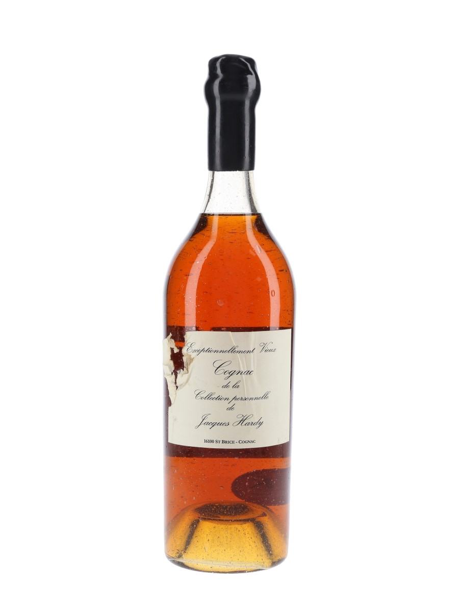 Jacques Hardy 1856 Petite Champagne Cognac Bottled 2003 - Bottle Number 1 of 12 75cl / 44.3%