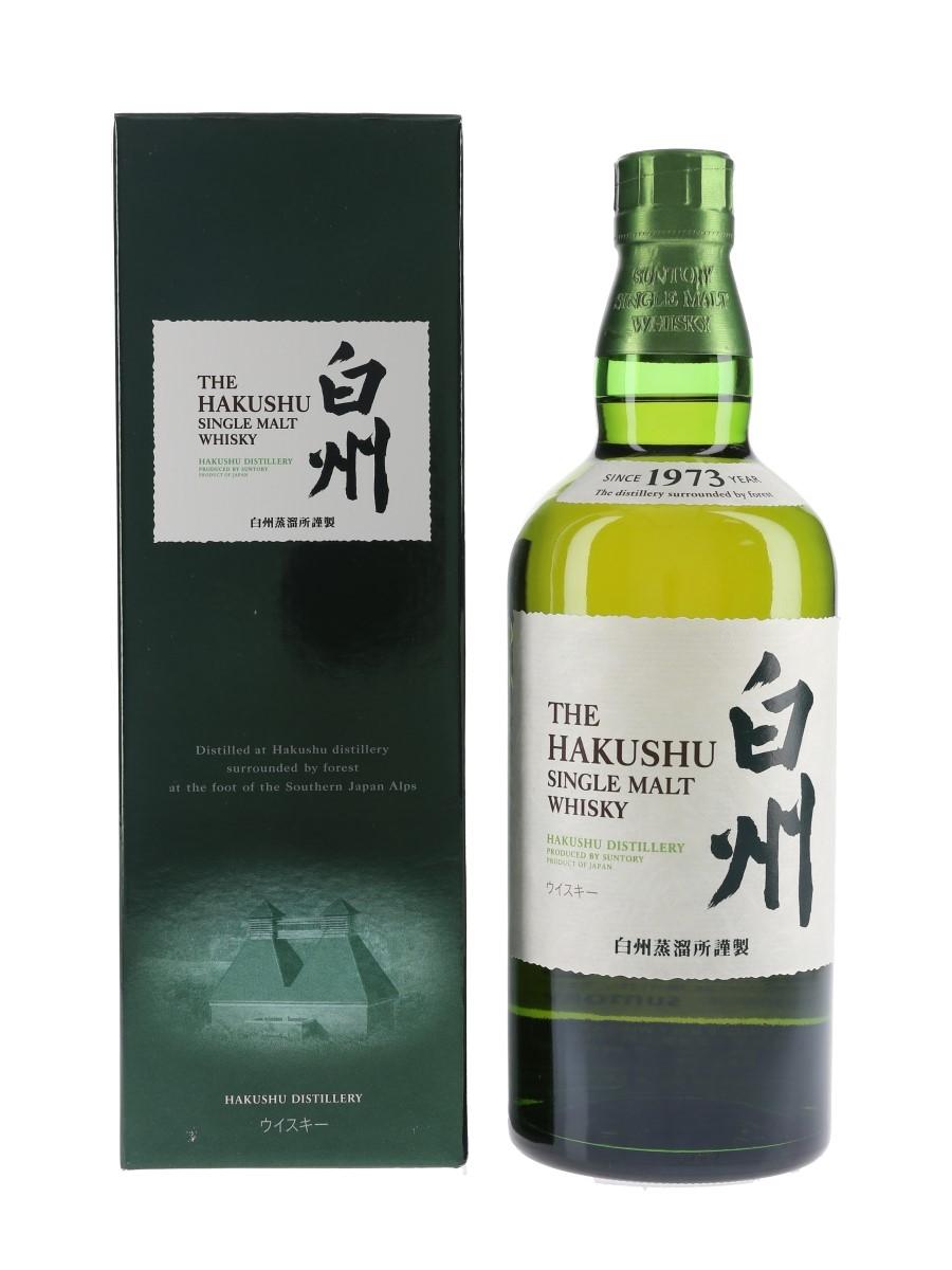 Hakushu Distiller's Reserve Bottled 2010s 70cl / 43%