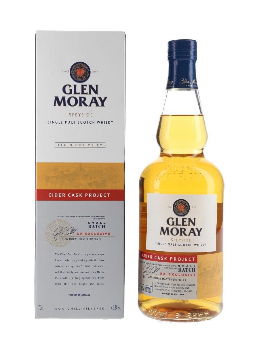 Glen Moray Cider Cask Project UK Exclusive 70cl / 46.3%