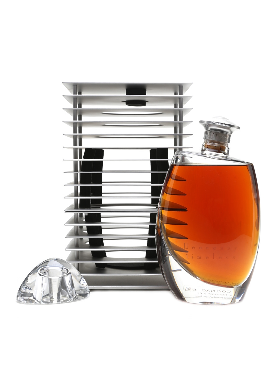 Hennessy Timeless Cognac Baccarat Crystal Decanter 70cl / 43.5%