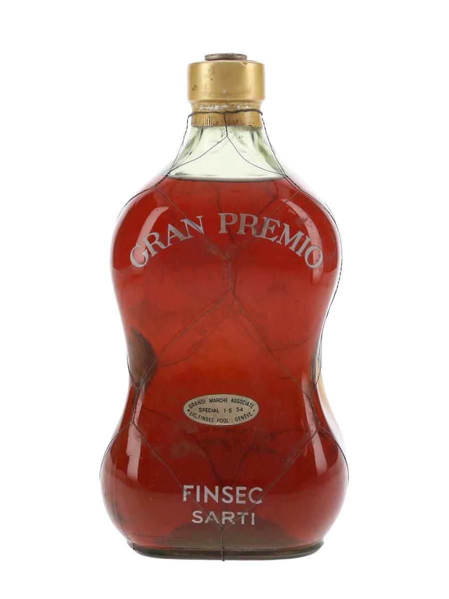 Finsec Sarti Gran Premio Bottled 1950s 75cl / 30%