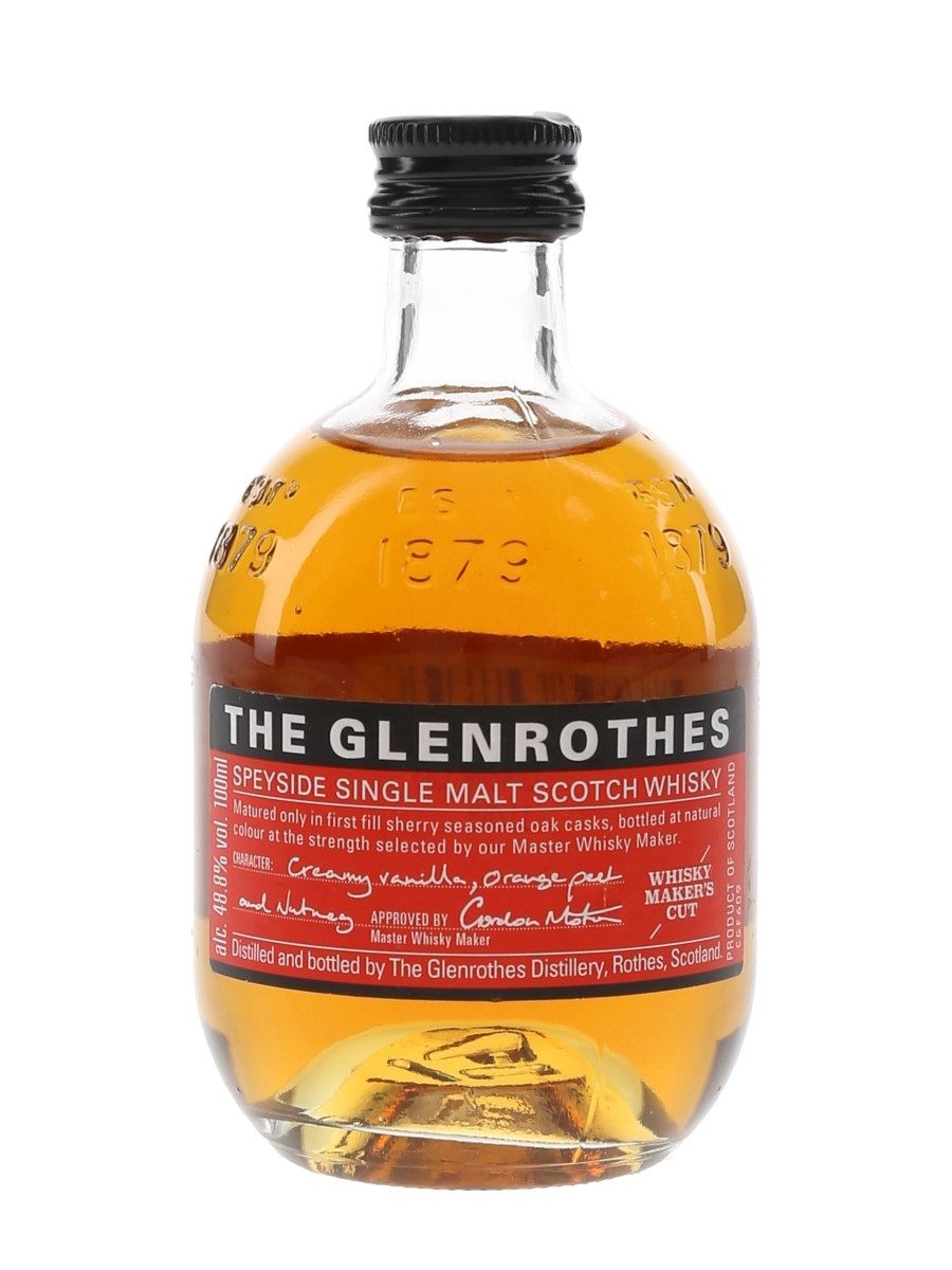Glenrothes Whisky Maker's Cut  5cl / 48.8%