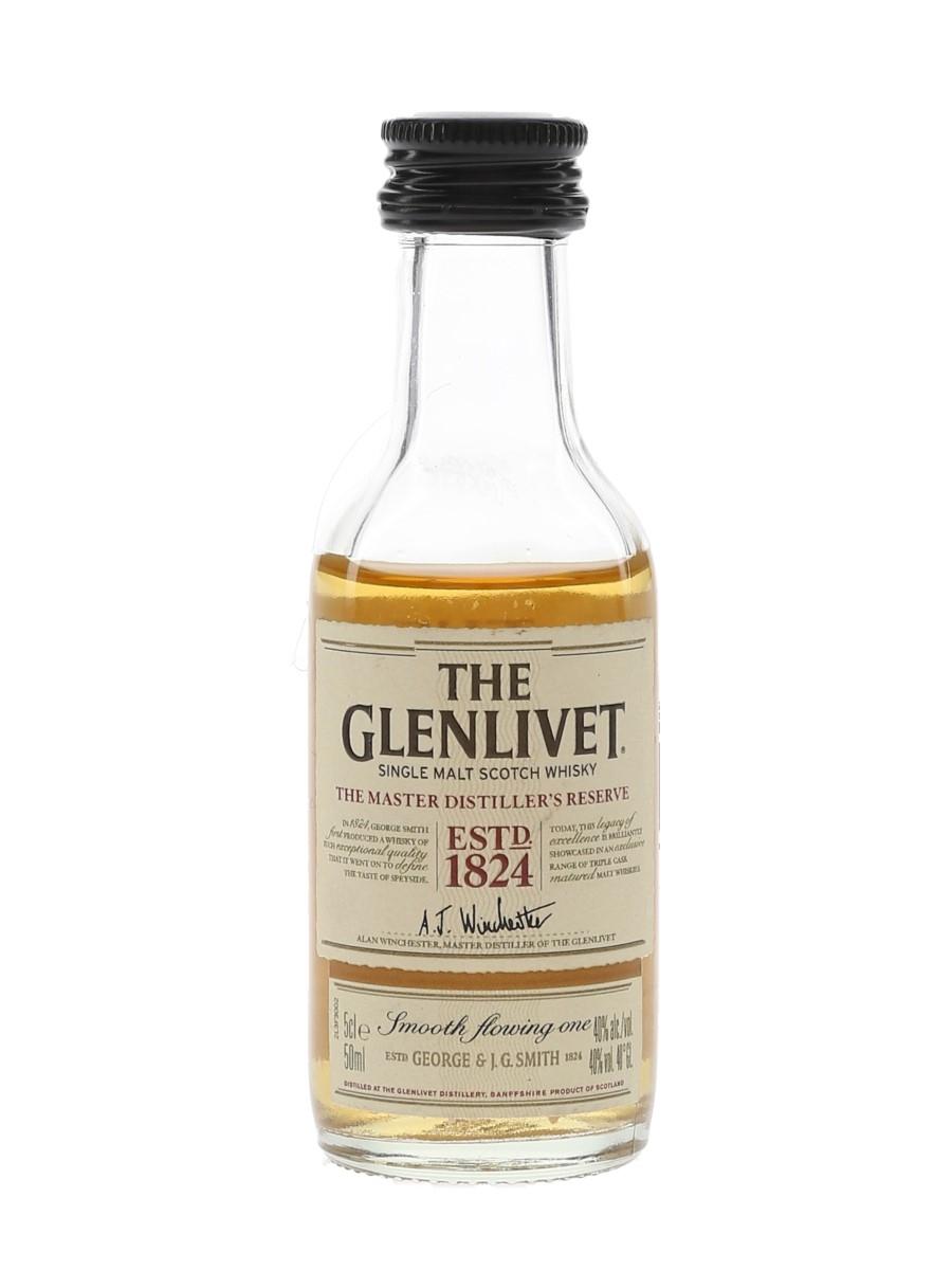 Glenlivet Master Distiller's Reserve  5cl / 40%