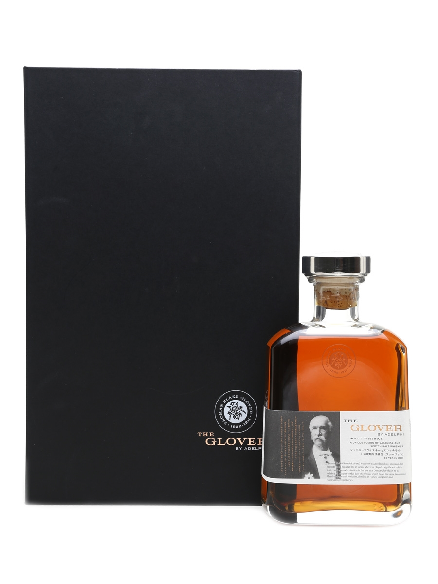 The Glover 22 Year Old Adelphi 70cl / 53.1%