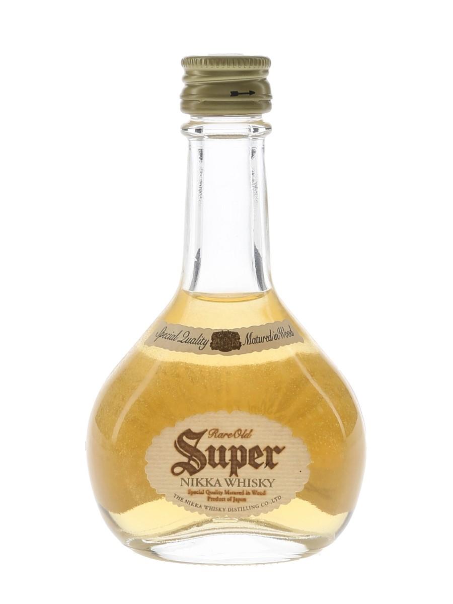 Nikka Super Rare Old  5cl / 43%