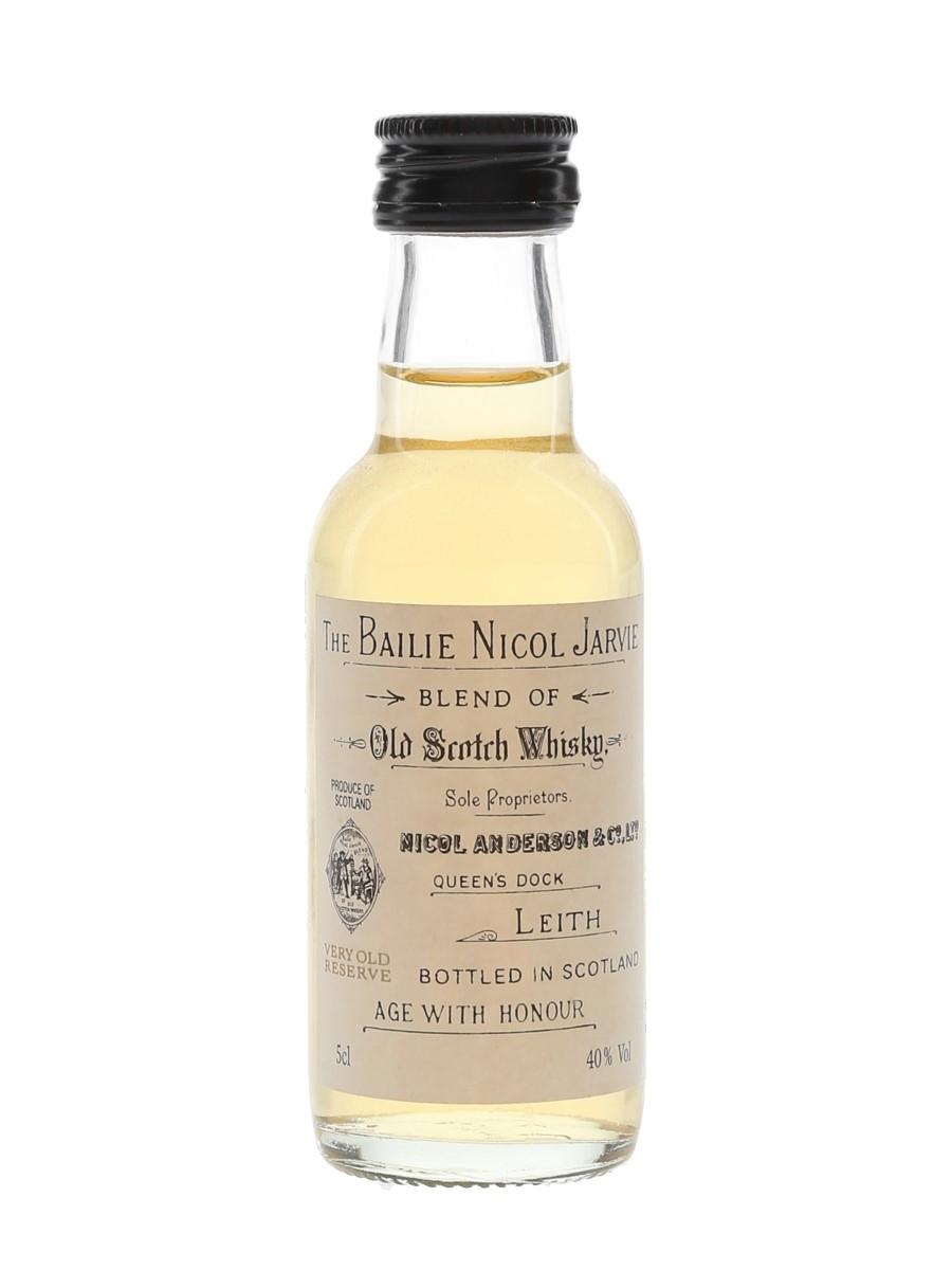 Bailie Nicol Jarvie  5cl / 40%