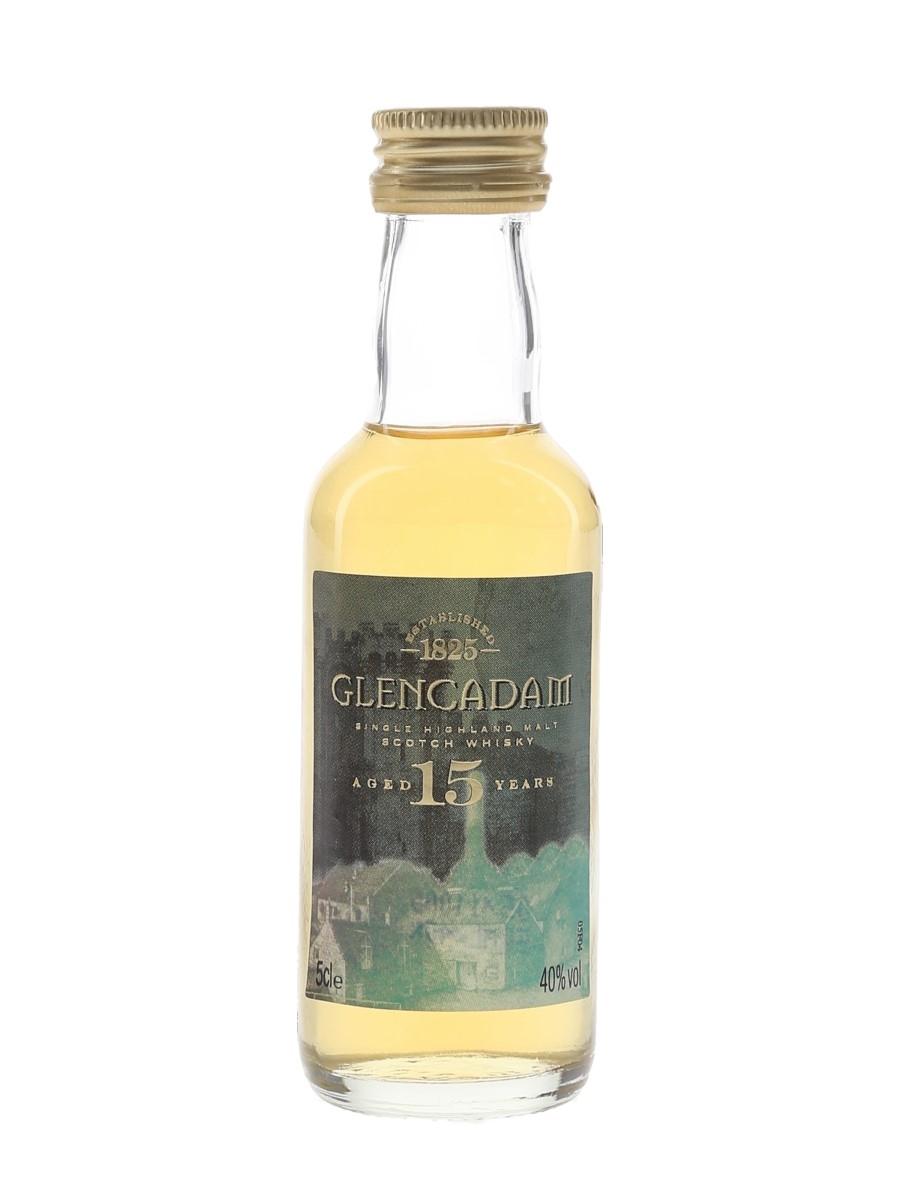 Glencadam 15 Year Old  5cl / 40%
