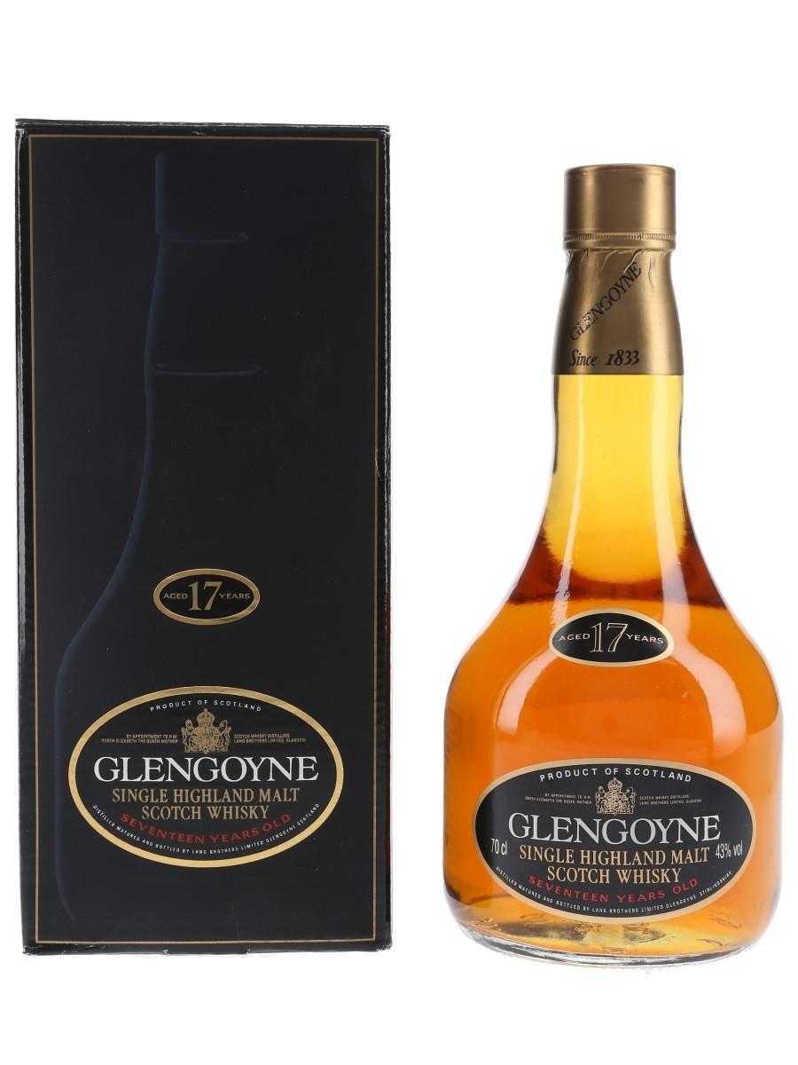 Glengoyne 17 Year Old Bottled 1990s 70cl / 43%
