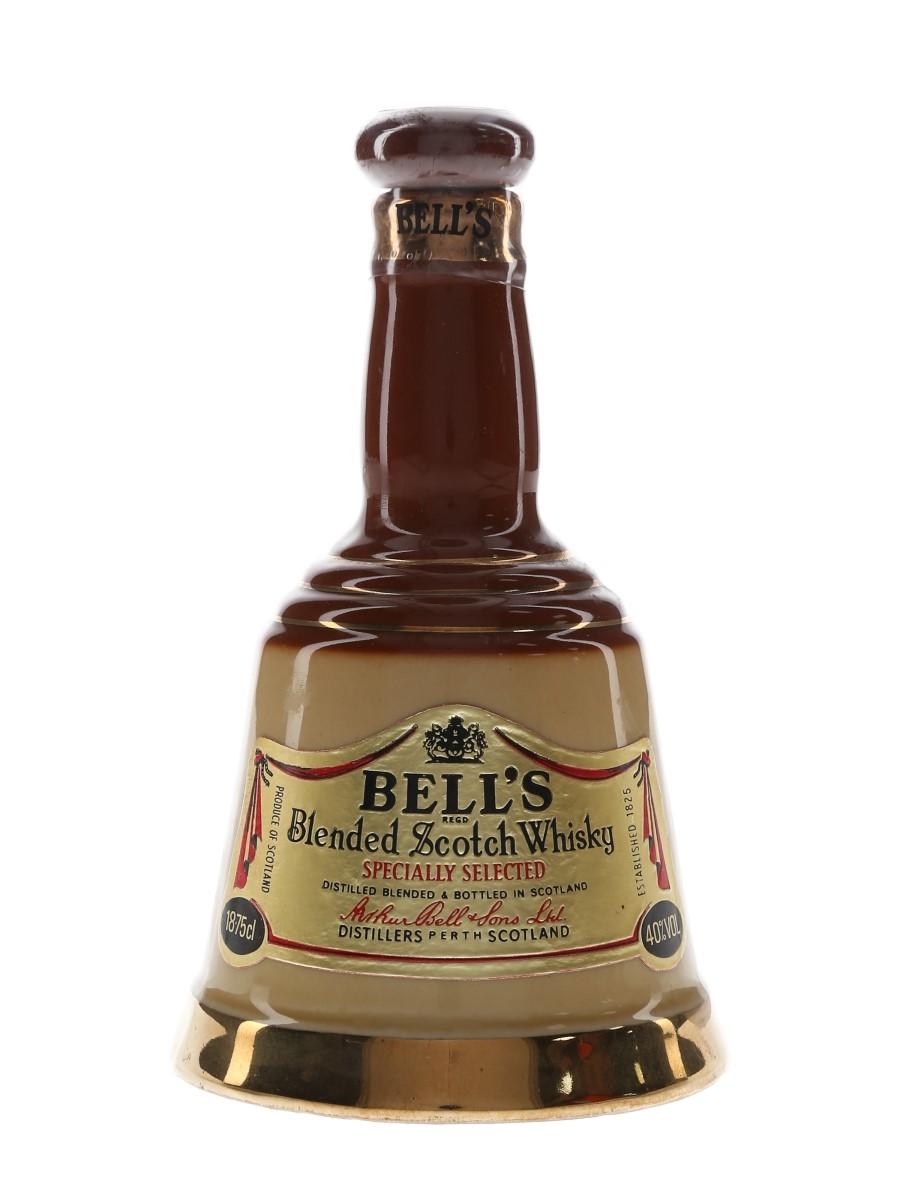 Bell's Old Brown Decanter Bottled 1980s 18.75cl / 40%