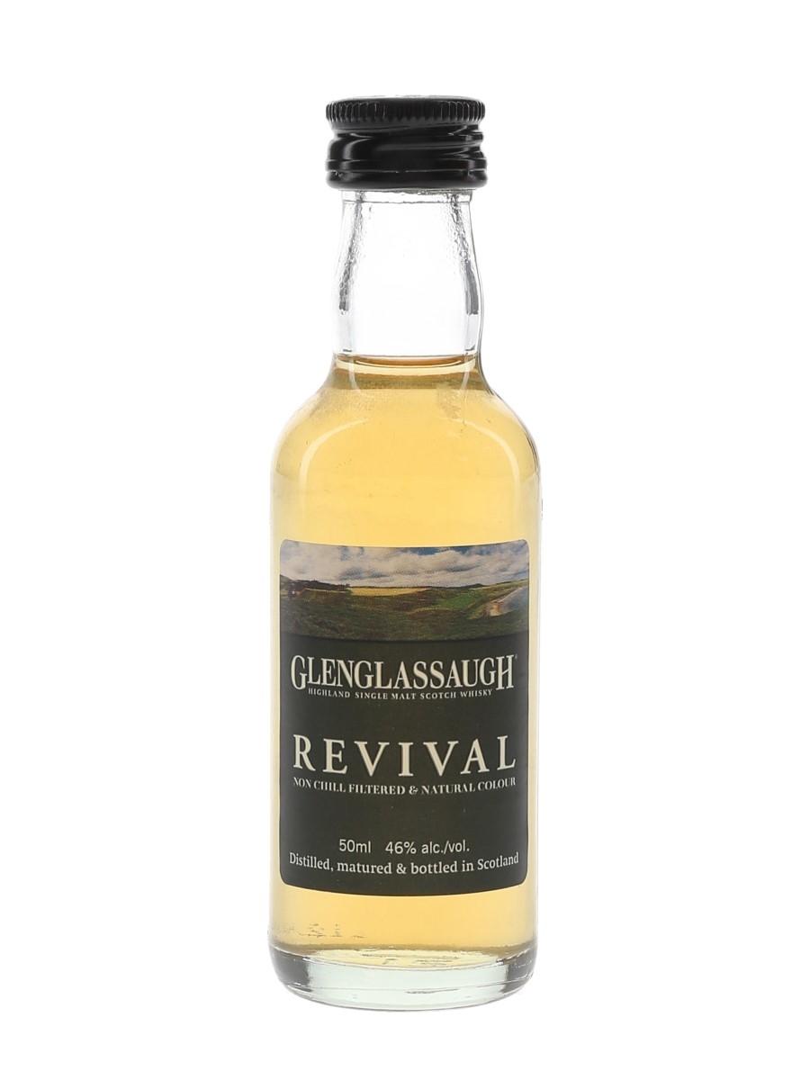 Glenglassaugh Revival  5cl / 46%