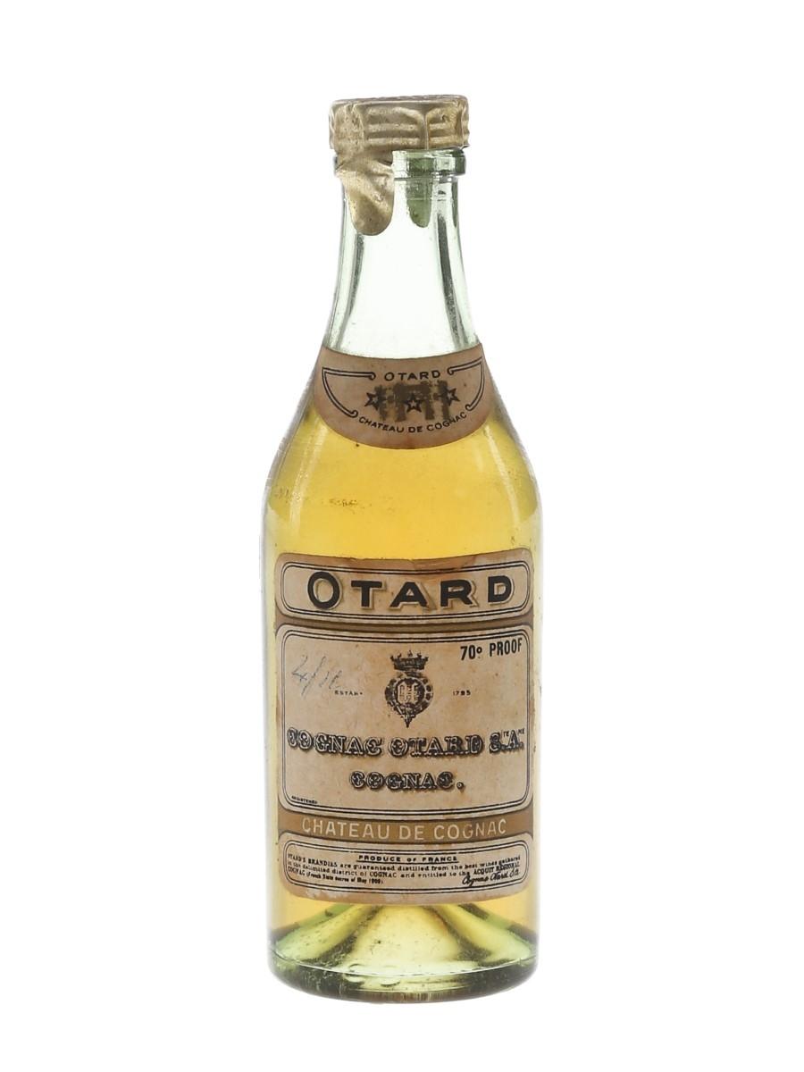 Otard 3 Star Bottled 1950s-1960s 5cl / 40%