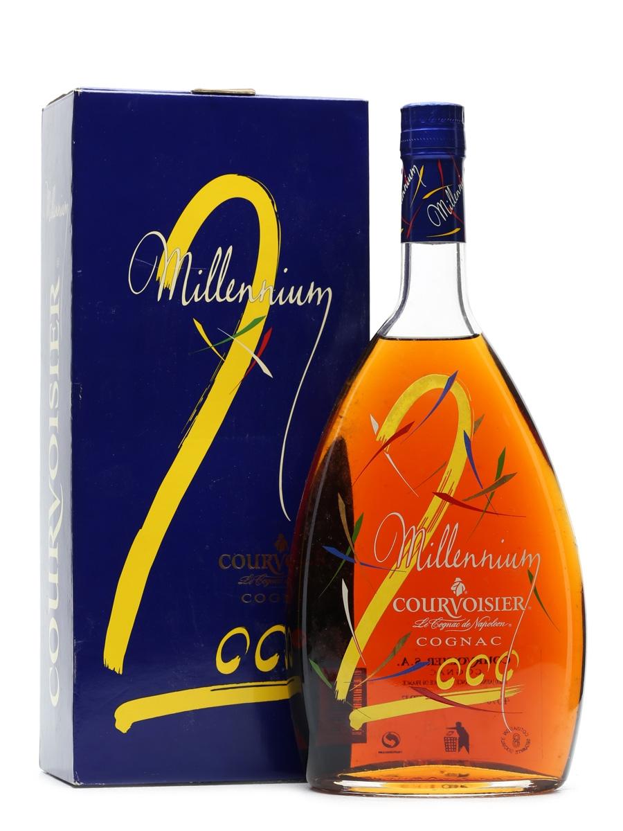 Courvoisier 2000 Millennium 1 Litre